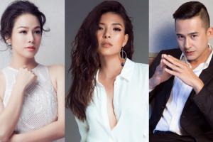 Bị 'sao kê' chiếu, Thúy Diễm, Lương Thế Thành, Nhật Kim Anh đồng loạt lên tiếng